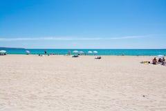 Playa de Palma beach Stock Photos