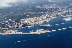 Palma de Mallorca, Balearic islands, Spain. Stock Photography