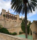 Palma de Mallorca, Almudaina Palace royalty free stock photos