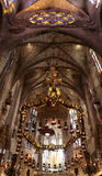 Palma de Mallorca Cathedral, Mallorca, Spagna Immagine Stock