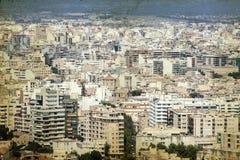 Palma de Mallorca cityscape Royalty Free Stock Images