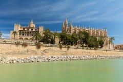 Palma de Mallorca, España Imágenes de archivo libres de regalías