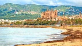 Palma de Mallorca, Espagne Images libres de droits