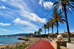 Palma de Mallorca, Espagne photos libres de droits