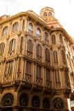 Palma de Mallorca facades Stock Photos