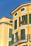 Palma de Mallorca-gebouwen Stock Afbeeldingen