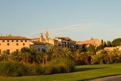 Palma de Mallorca Stock Image