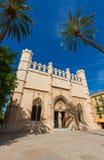 Palma de Mallorca Lonja Majorca gothic Royalty Free Stock Image