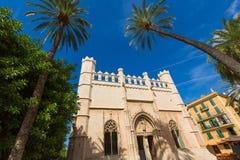 Palma de Mallorca Lonja Majorca gothic Stock Photo