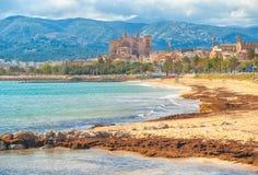Palma de Mallorca, Spagna fotografia stock libera da diritti