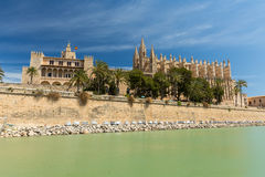 Palma de Mallorca, Spain Royalty Free Stock Images
