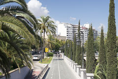 Palma de Mallorca Royalty Free Stock Image
