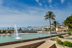 Palma de Mallorca Stock Photo