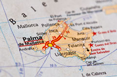 Palma- de Mallorcainsel Stockfotos