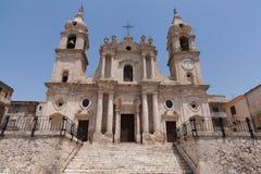 Palma di Montechiaro Sicily, Italia fotografia stock libera da diritti