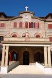 palma klasztoru Zdjęcie Stock