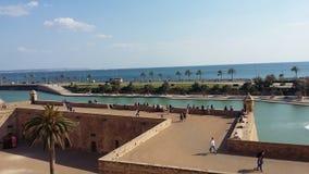 Palma Majorca Στοκ Εικόνα