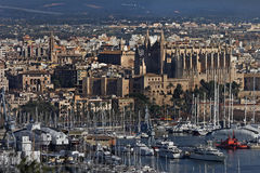 Palma Majorca Royalty Free Stock Photography