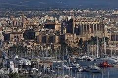 Palma Majorca Royalty Free Stock Photography