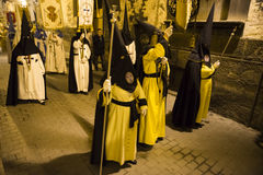 Holy Week in Spain Stock Photography