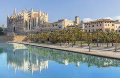 Palma Mallorca, Balearic Island, Espanha Fotos de Stock Royalty Free