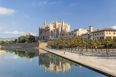 Palma Mallorca,Balearic Islands,Spain. Royalty Free Stock Photos