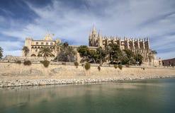 Palma Mallorca, Isole Baleari, Spagna Fotografia Stock Libera da Diritti