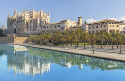 Palma Mallorca, Isole Baleari, Spagna Fotografie Stock Libere da Diritti