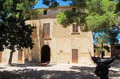 Palma, Mallorca, Majorca, de Balearen, Spanje Stock Afbeeldingen