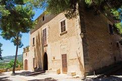 Palma, Mallorca, Majorca, de Balearen, Spanje Royalty-vrije Stock Fotografie
