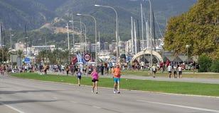Palma Marathon photographie stock