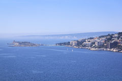 Palma nova cala major majorca Balearic Islands Royalty Free Stock Photo