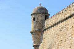 Palma Old City Walls Majorca Lizenzfreie Stockbilder
