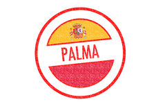 PALMA Royalty Free Stock Image