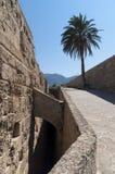 Palma sur les remparts images stock