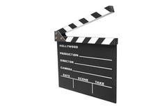 Palmada abierta de la película Fotografía de archivo libre de regalías