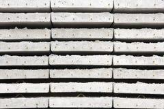 Palmada del concreto Fotografía de archivo
