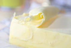 Palmadita de la mantequilla Imagen de archivo