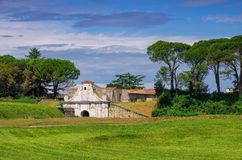 Palmanova fortress Stock Photo
