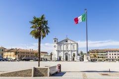 Palmanova, Italia Fotografie Stock