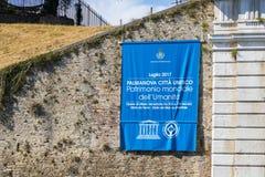 Palmanova, Italia Fotografie Stock Libere da Diritti