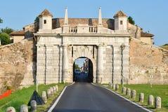 Palmanova, Italien Lizenzfreies Stockbild