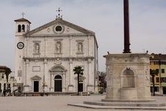 Palmanova , Italy Stock Photography