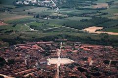 Palmanova. The old city of Palmanova in Italy Royalty Free Stock Image