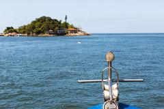 Palmas Island, Santos Royalty Free Stock Photos