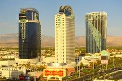 Palmas Las Vegas Fotos de archivo