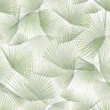 Palmbladen 1 vector illustratie