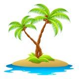 Palme vektor abbildung