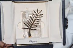 Palme d'Or Royalty-vrije Stock Fotografie
