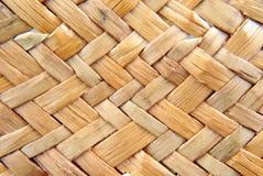 Palme-Strohbeschaffenheit stockbilder